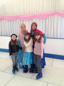 Winter Wonderland fun!