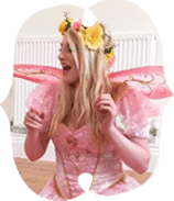 Train to become a real life fairy at our fairy parties