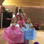 Princess party entertainer