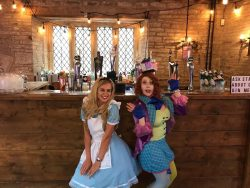 Alice In Wonderland - Jen and Katie