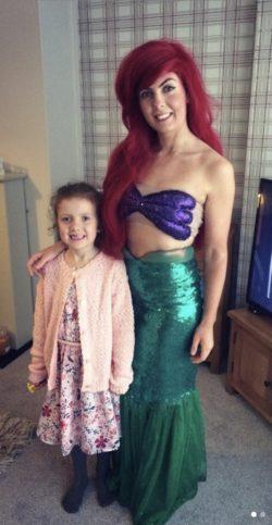Rebecca - Mermaid