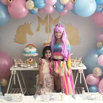 Unicorn Party Entertainer