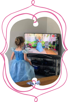 Princess parties for all children across the UK